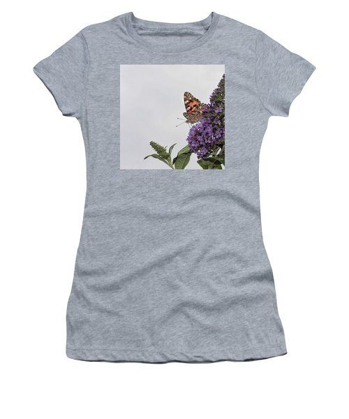 Painted Lady (vanessa Cardui) Women's T-Shirt