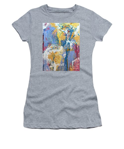 Painted Sky Women's T-Shirt (Athletic Fit)