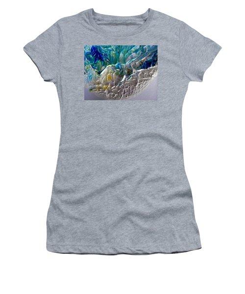 Painters Delite Women's T-Shirt (Athletic Fit)