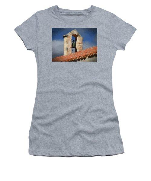 Panagia Kera Women's T-Shirt (Junior Cut) by Alex Galkin