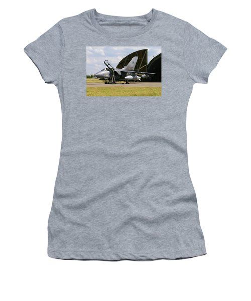 Panavia Tornado Gr4 Women's T-Shirt (Athletic Fit)