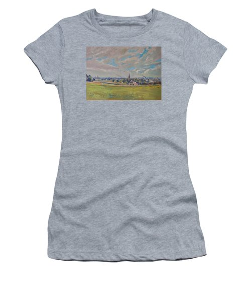 Panorama Maastricht Women's T-Shirt (Athletic Fit)