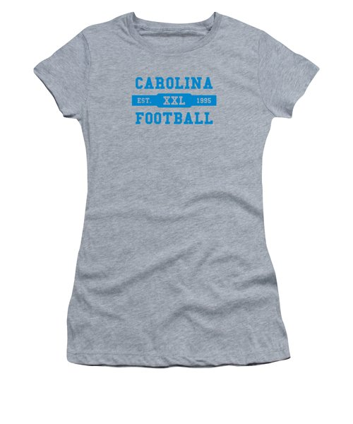 Panthers Retro Shirt Women's T-Shirt (Athletic Fit)