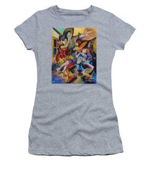 Papa And Bambino Women's T-Shirt