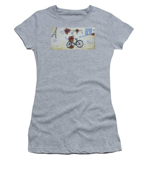 Paris Women's T-Shirt