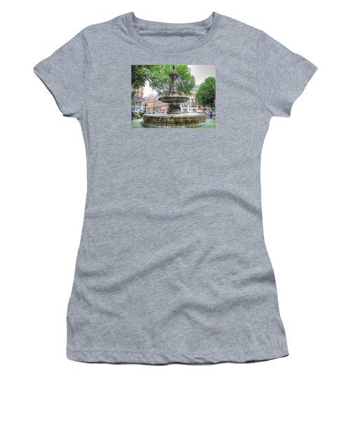 Paris Fontane Women's T-Shirt (Junior Cut) by Yury Bashkin