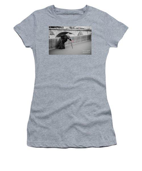 Parisian Beggar Lady Women's T-Shirt