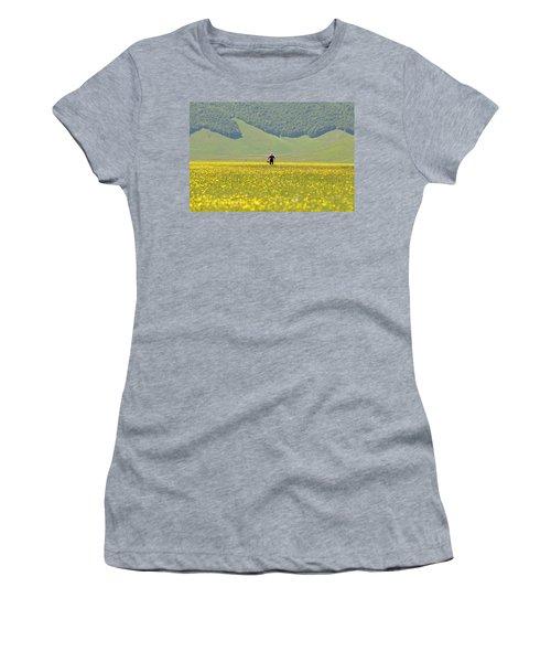Parko Nazionale Dei Monti Sibillini, Italy 1 Women's T-Shirt