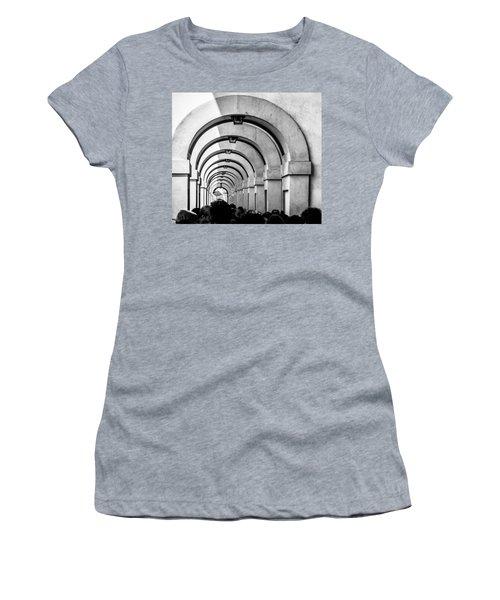 Passageway At The Arno Women's T-Shirt