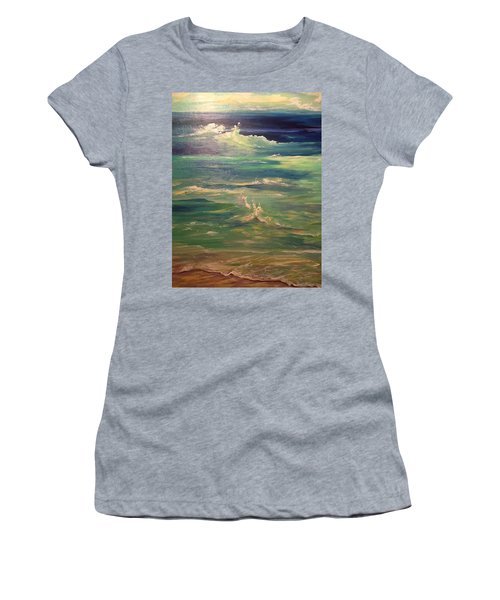 Passion Women's T-Shirt (Junior Cut) by Heather Roddy