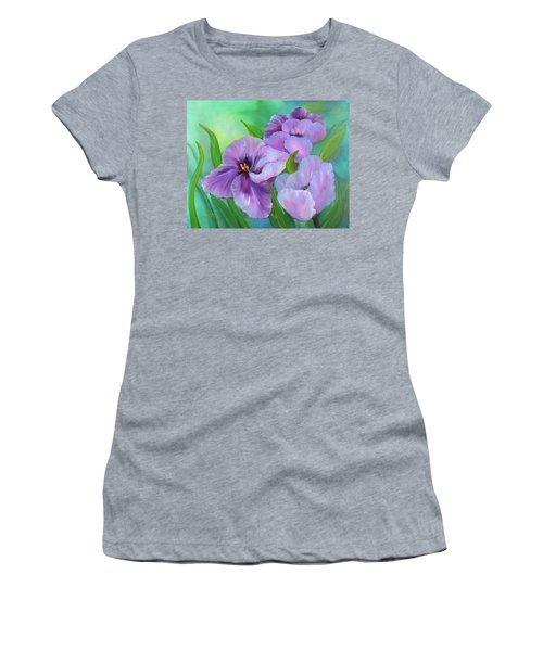 Passionate Tulips Women's T-Shirt