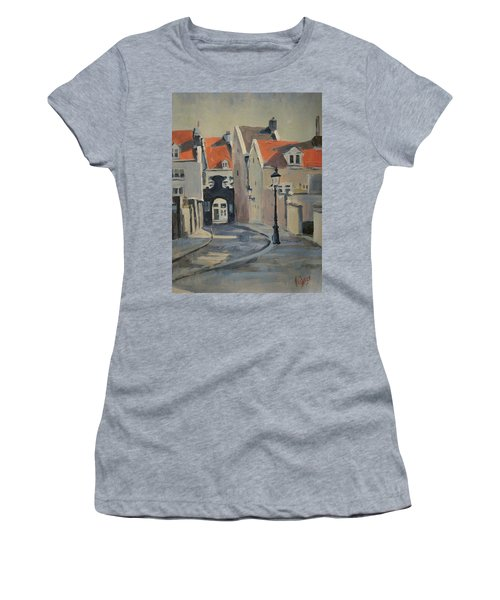 Paterspoortje Maastricht Women's T-Shirt (Athletic Fit)