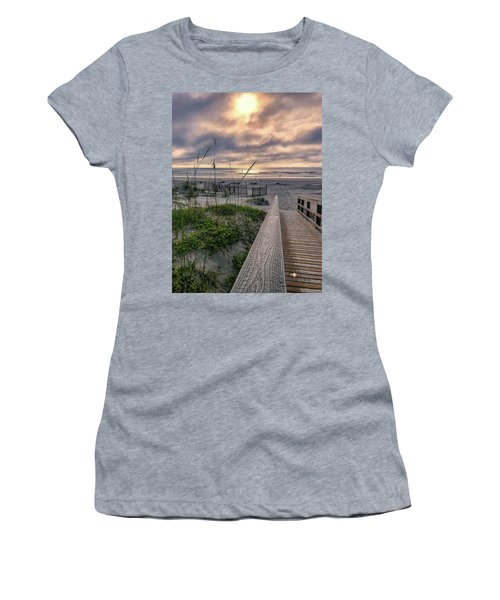 Path To Serenity Women's T-Shirt (Athletic Fit)