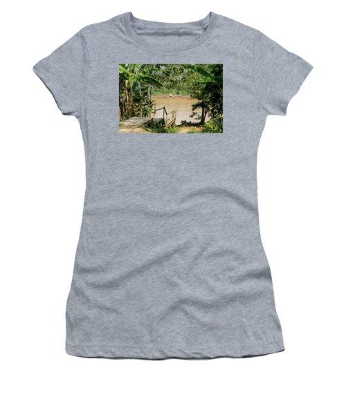 Path To The Amazon River Women's T-Shirt