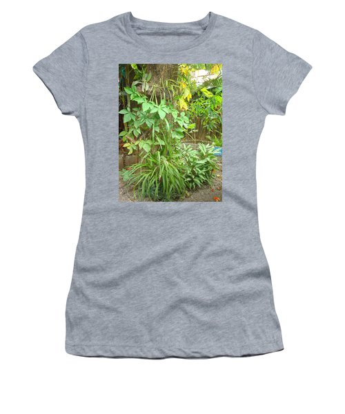 Patio 2 Women's T-Shirt (Athletic Fit)