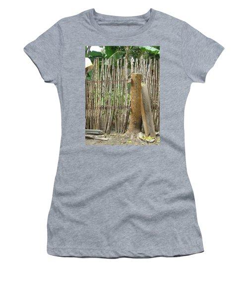 Patio 5 Women's T-Shirt (Athletic Fit)