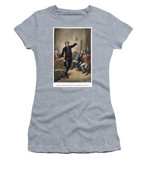 Patrick Henry (1736-1799) Women's T-Shirt