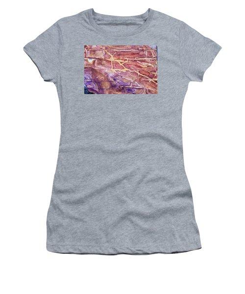 Patterns In Rock 4 Women's T-Shirt