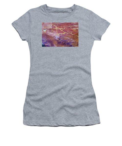 Patterns In Rock 6 Women's T-Shirt
