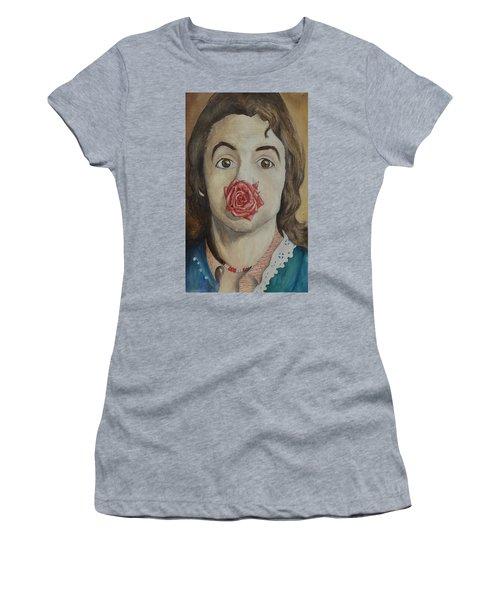 Paul Women's T-Shirt (Athletic Fit)