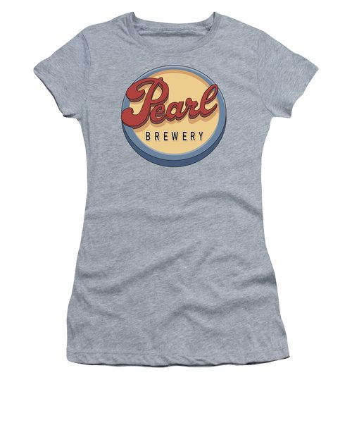 Pearl Brewery Sign Women's T-Shirt