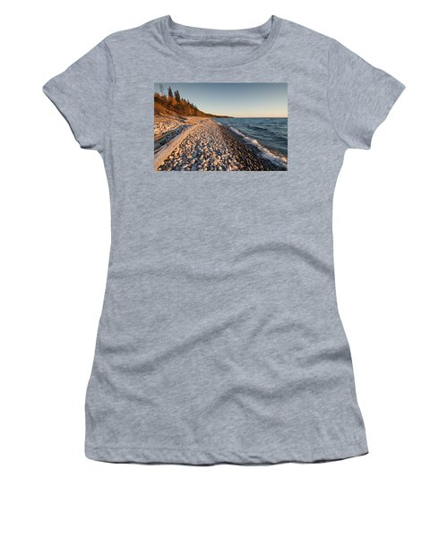 Pebble Beach Autumn    Women's T-Shirt