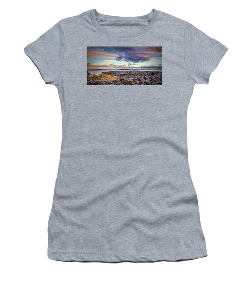 Pebbles And Sky  #h4 Women's T-Shirt