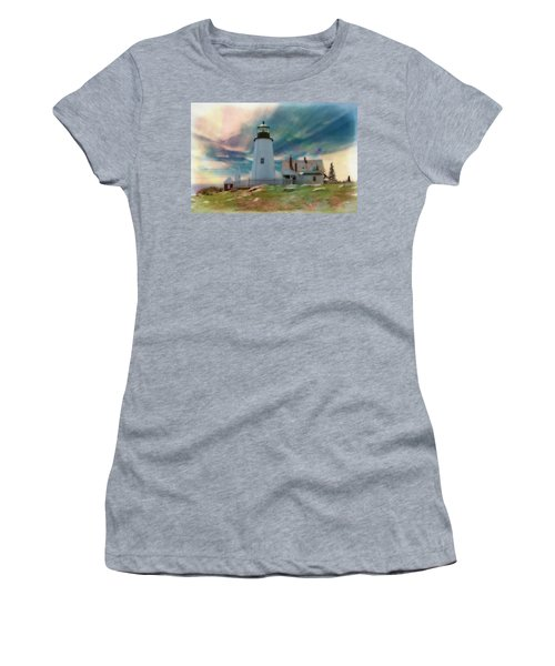 Pemaquid Lighthouse,maine Women's T-Shirt