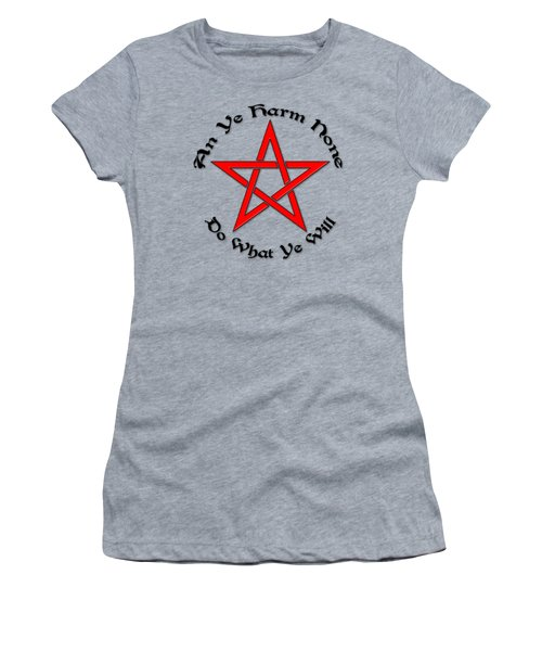 Pentagram Women's T-Shirt
