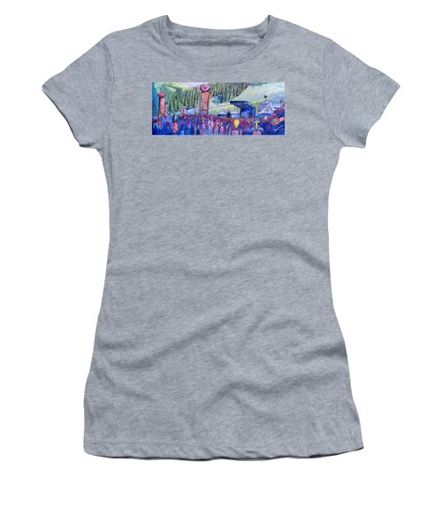 Peter Rowen At Copper Mountain Women's T-Shirt