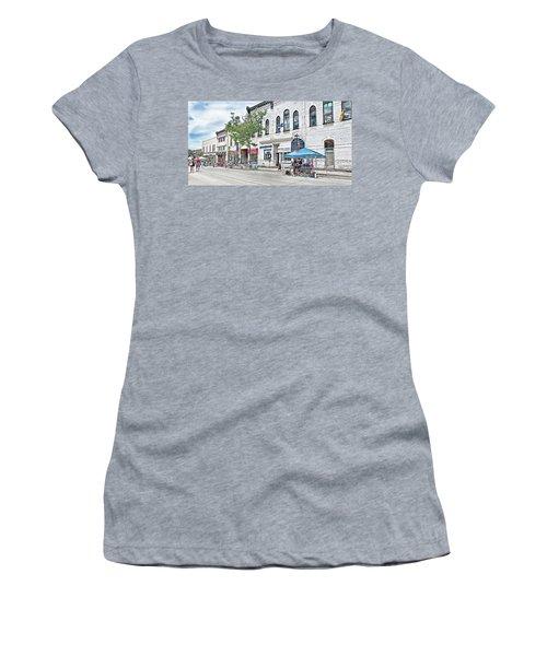 Peter Street Art Corridor Women's T-Shirt