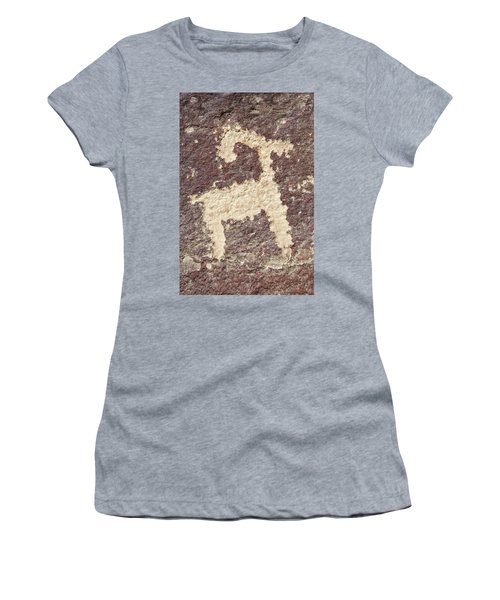 Petroglyph - Fremont Indian Women's T-Shirt