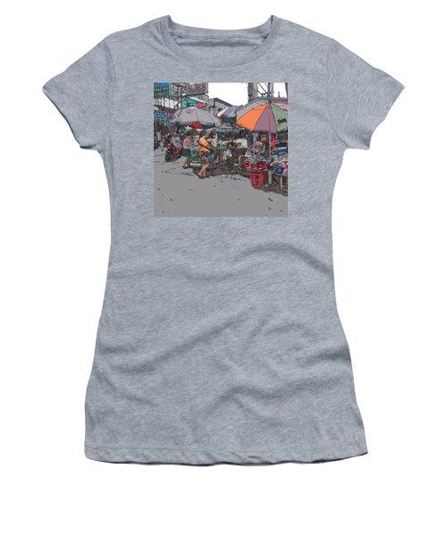 Philippines 708 Market Women's T-Shirt