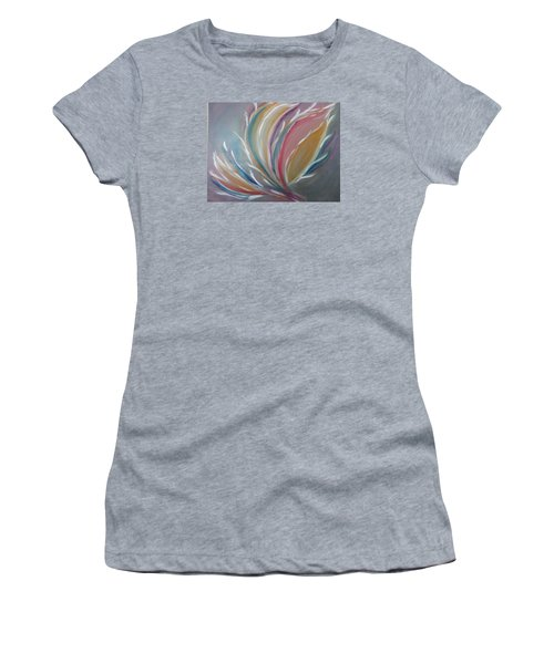 Phoenix Rising Women's T-Shirt (Athletic Fit)