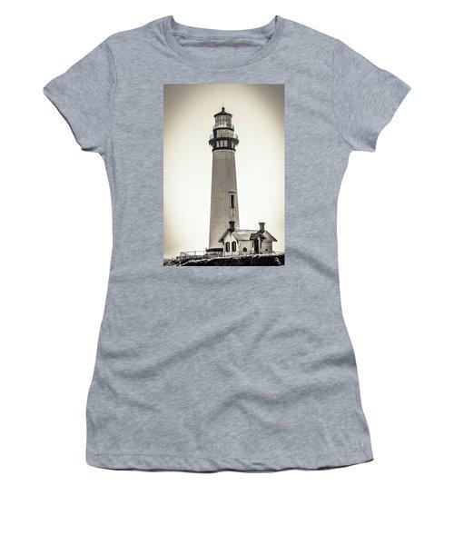 Pigeon Point Lighthouse Women's T-Shirt