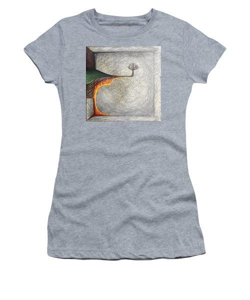 Pillow Women's T-Shirt (Junior Cut) by Steve  Hester
