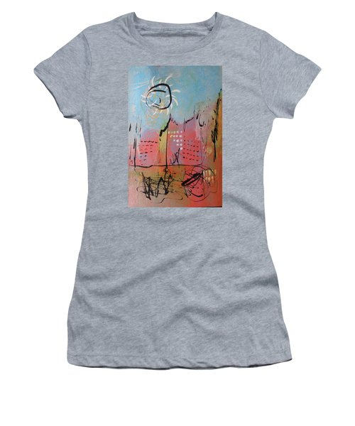 Pink City Women's T-Shirt