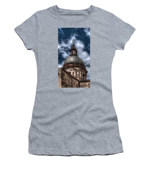 Place Of Worship Women's T-Shirt (Junior Cut) by Patrick Boening
