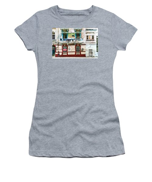 Plano De La Habana Women's T-Shirt