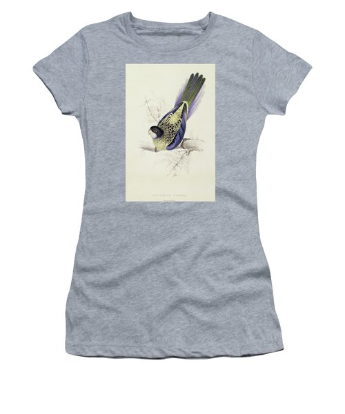 Platycercus Brownii, Or Browns Parakeet Women's T-Shirt (Athletic Fit)