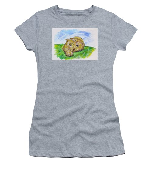 Play With Me Women's T-Shirt (Junior Cut) by Clyde J Kell