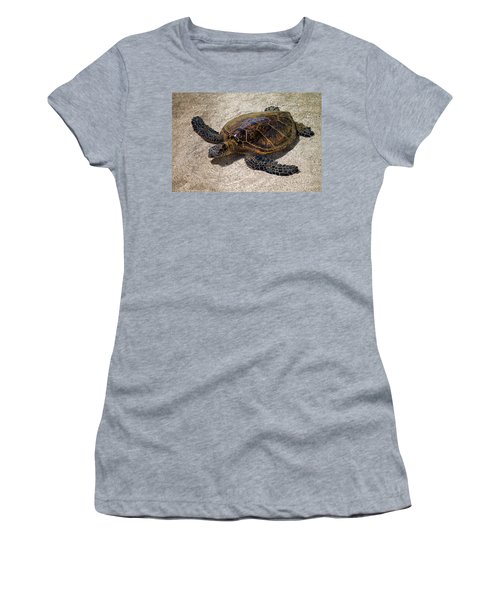 Playful Honu Women's T-Shirt