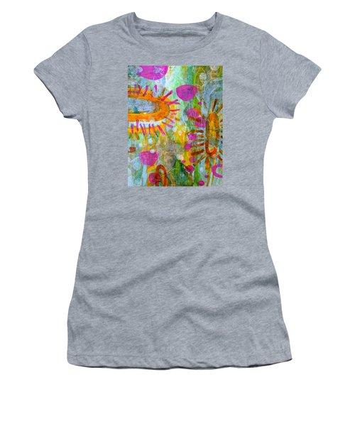 Playground In The Sea Women's T-Shirt