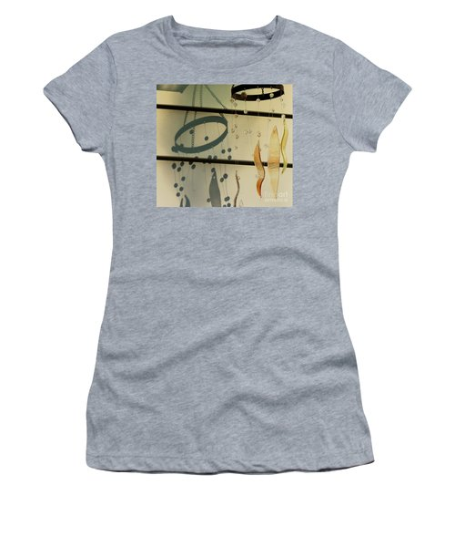 Playing With Shadows And Sunlight Lets Dance -loganville Georgia Women's T-Shirt