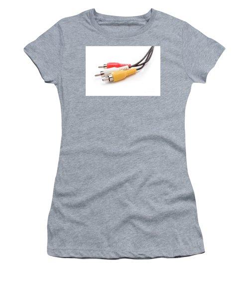 Plugs Women's T-Shirt