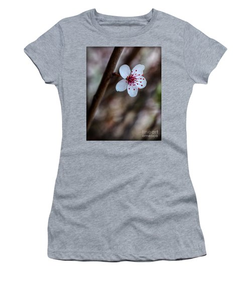 Plum Flower Women's T-Shirt