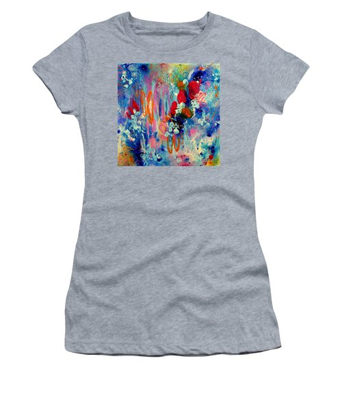 Pocket Full Of Horses 3 Women's T-Shirt (Athletic Fit)
