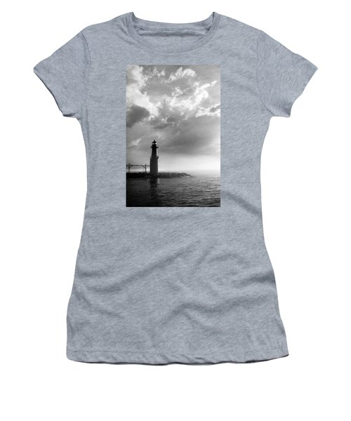 Point Of Inspiration Women's T-Shirt (Athletic Fit)