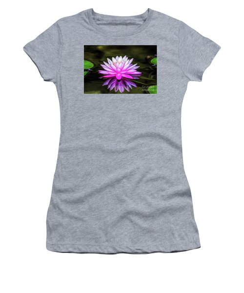 Pond Water Lily Women's T-Shirt