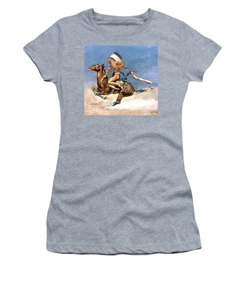 Pony War Dance Women's T-Shirt